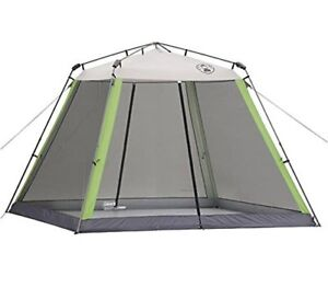 Brand New Coleman 10x10 Instant Canopy/Screen House