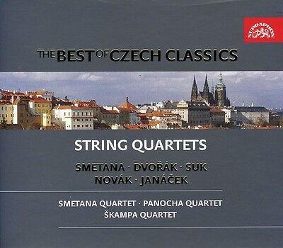 Skampa Quartet - Best of Czech Classics: String Quartets [New CD] Boxed (Best String Quartet Music)