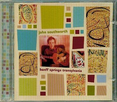 John Southworth   Banff Springs Transylvania Rare Oop Orig Cabaret Pop Cd  New