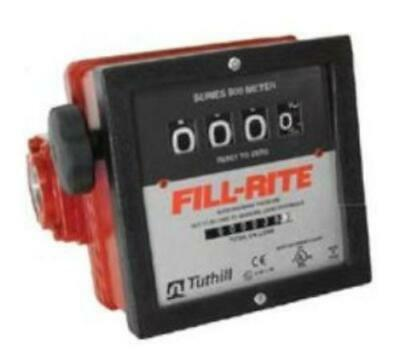 Fill-rite 901 Fuel Transfer Pump Meter 1