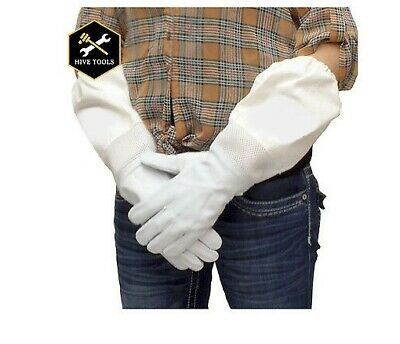 Harvest Lane Honey Beekeeping Beekeeper Gloves Xl