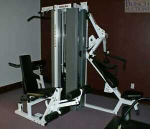 Pacific Fitness Catalina Multi Gym with Leg Press