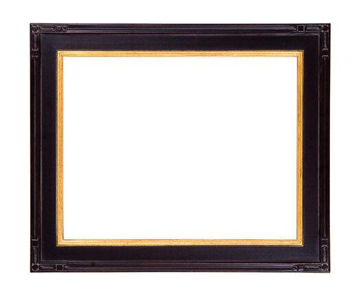 8 x 10 Arts /&  plein air Frame HandApplied Gold Leaf  Beautiful Style