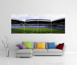 RANGERS FC IBROX GLASGOW GIANT WALL ART PRINT PICTURE PHOTO POSTER J228