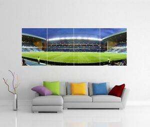 RANGERS FC IBROX GLASGOW GIANT WALL ART PRINT PICTURE PHOTO POSTER J227
