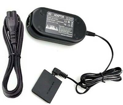Ac Adapter For Canon Sd3500 Sd4000 500hs Sx240 Sx260 Sx700 D20 D30 S120 Sx170