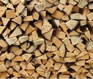 Firewood for sale cut split seasoned and ready to burn