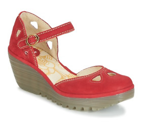FLY London YUNA - Womens Leather Shoes - Attractive