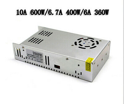 Hot Dc 60v 10a 600w8a 480w6a 360w Output Switching Power Supply Ac To Smps