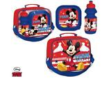 Mickey Mouse lunchset + tas