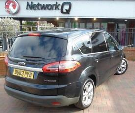 2013 Ford S-MAX 2.0 TDCi 163 Titanium 5 door Powershift Diesel Estate