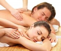 Couples Massage at Home - Evenings and Weekends