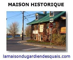 SALLES A LOUER-Maison historique