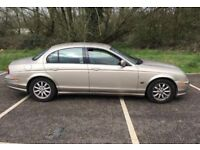 JAGUAR S TYPE 3.0 AUTOMATIC ... 1 YEAR MOT ...HAS FULL LEATHER DRIVES LOVELY
