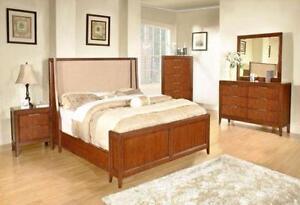 Beautiful 4 Piece Bedroom Set (Queen Set)