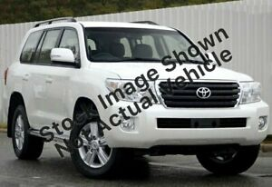 2012 Toyota Landcruiser VDJ200R MY12 Altitude Crystal Pearl 6 Speed Sports Automatic Wagon Clarkson Wanneroo Area Preview