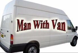 Man with van service from 15pounds call 07411698837