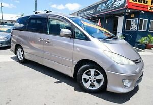 2003 Toyota Estima ACR30 7 SEATER AUTOMATIC Charcoal 4 Speed Automatic Wagon Woodridge Logan Area Preview