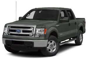 2013 Ford F-150 XLT Trailer Tow.