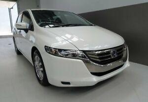 2013 Honda Odyssey 4th Gen MY13 White 5 Speed Sports Automatic Wagon Berrimah Darwin City Preview