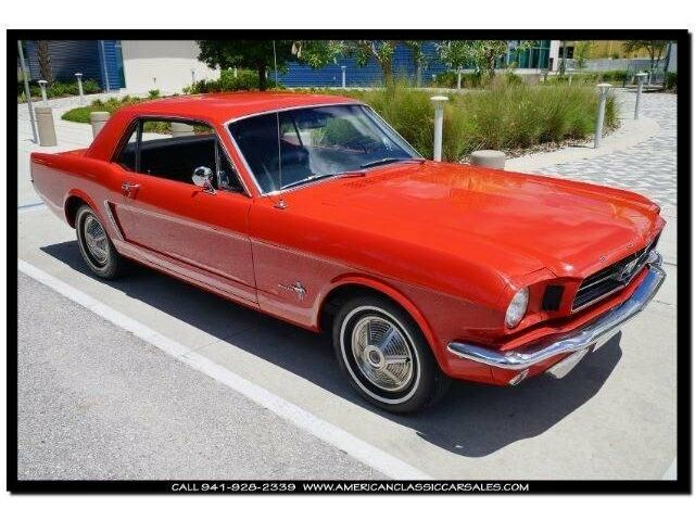 Ford : Mustang 1965 ford mustang coupe restored automatic daily driver and local car show star