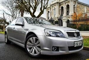 2008 Holden Caprice WM Silver 6 Speed Sports Automatic Sedan Medindie Walkerville Area Preview