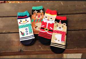 ADORABLE SOCKS !! Makes your feet happy through the holidays !