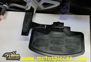 Repose-pieds plateau avancés passager Can am Spyder RS
