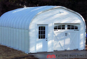 16'x22' Future Building Garage Package