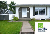 Nice 4 Bdrm Home Close To Michener Aquatic Centre - Listed By 2%