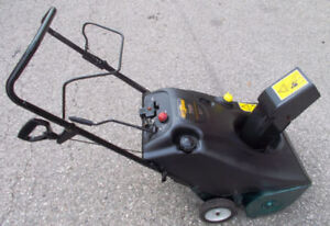 Snowblower Electric Start 7 HP 100% USA made fully serviced
