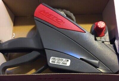 Meto 5.16 Pricing Gun New In Box Free Shipping 1 Line 5 Digit