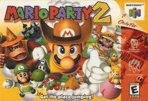 Mario Party 2 Nintendo 64  Cart Only