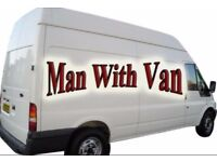 Man with a van service from £15 pounds call 07411698837