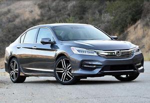 2017 Honda Accord Touring V6 - 4000$ cash + autres incitatifs!