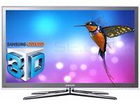 "SAMSUNG 8 Series 55"" 3D LED SMART INTERNET FULL HD LCD TV - UE55C8000"