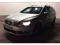 Volkswagen Passat 2.0 TDI Diesel SPORT BlueMotion Manual 1-owner Full-History Drives-superb HPI-Clr