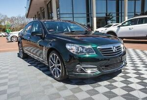 2015 Holden Calais VF II MY16 V Green 6 Speed Sports Automatic Sedan Alfred Cove Melville Area Preview
