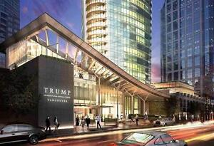 ***FURNISHED 1 Bedroom + Den at the Trump Residences***