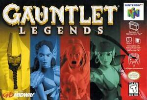 looking for people to play Gauntlet Legends with