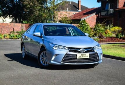 2015 Toyota Camry ASV50R Altise Blue 6 Speed Sports Automatic Sedan Medindie Walkerville Area Preview