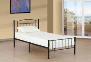 Affordable NEW Metal platform Beds ★ Twin/Full ★ Can deliver
