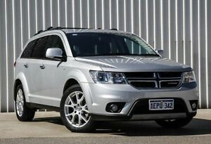 2014 Dodge Journey JC MY15 R/T Silver 6 Speed Automatic Wagon Willetton Canning Area Preview