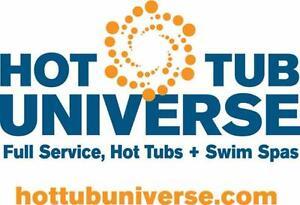 Hot Tub and Swim Spa Sale