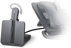 Plantronics CS540 Headset System with lifter kit