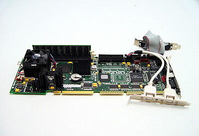 Industrial Computer Source Sb686cbx Sbc Single Board Computer 64 Mb Ram