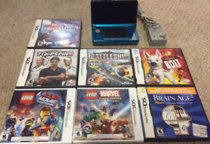 Nintendo 3DS With 7 Games and Nintendo DSI XL With 9 Games!