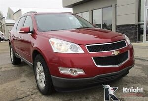 2012 Chevrolet Traverse 1LT Remote Start Keyless Entry 1 Tax