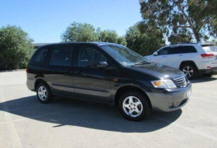 1999 Mazda MPV LW Black 4 Speed Automatic Wagon