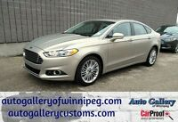 2015 Ford Fusion SE AWD*Lthr/NAV/Roof